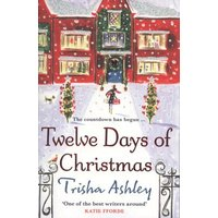 Twelve Days of Christmas by Trisha Ashley Paperback Used cover