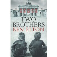 Two Brothers by Ben Elton Paperback Used cover