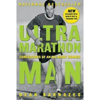 Ultramarathon Man by Dean Karnazes Book Used cover