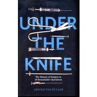 Under the Knife by Arnold Van De Laar Hardback Used cover