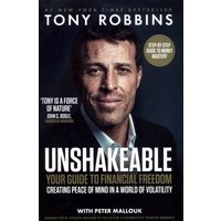 Unshakeable by Tony Robbins Book Used cover