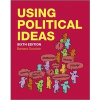 Using Political Ideas by Barbara Goodwin Paperback Used cover