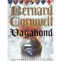 Vagabond by Bernard Cornwell Paperback Used cover
