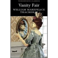 Vanity Fair by William Makepeace Thackeray Paperback Used cover