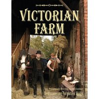 Victorian Farm by Alex Langlands Hardback Used cover
