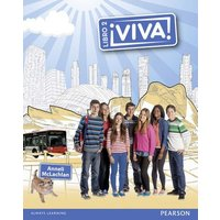 Viva Pupil Book 2 by Anneli Mclachlan Book Used cover