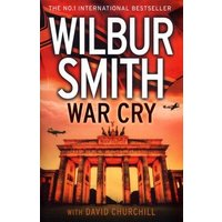 War Cry by Wilbur Smith Book Used cover