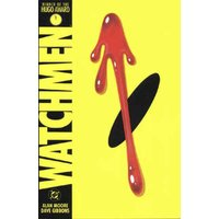 Watchmen by Alan Moore Paperback Used cover
