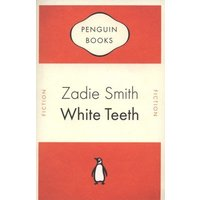 White Teeth by Zadie Smith Book Used cover
