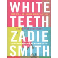 White Teeth by Zadie Smith Paperback Used cover