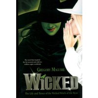 Wicked by Gregory Maguire Paperback Used cover