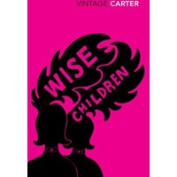 Wise Children by Angela Carter Paperback Used cover
