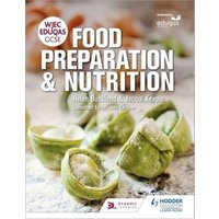 Wjec Eduqas Gcse Food Preparation and Nutrition by Helen Buckland Book Used cover