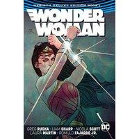 Wonder Woman by Greg Rucka Hardback Used cover