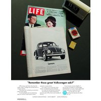 """remember Those Great Volkswagen Ads?"" by Alfredo Marcantonio Hardback Used cover"
