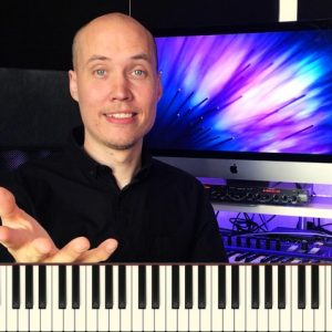Get yourself trained on Music Making with this Online Training Music Composition Workflow Tips Image