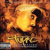 2pac Resurrection Used CD at Music Magpie Image