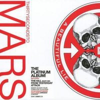 30 Seconds to Mars a Beautiful Lie Used CD at Music Magpie Image