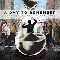 A Day to Remember What Separates Me from You Used CD at Music Magpie Image
