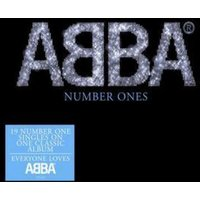 Abba Number Ones Used CD at Music Magpie Image