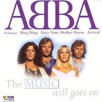 Abba the Music Still Goes on Used CD at Music Magpie Image