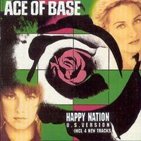Ace of Base Happy Nation Used CD at Music Magpie Image