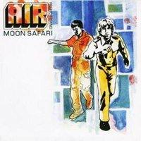 Air Moon Safari Used CD at Music Magpie Image