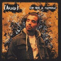 Akala Its Not a Rumour Used CD at Music Magpie Image