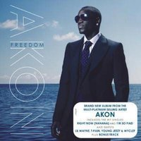 Akon Freedom Used CD at Music Magpie Image