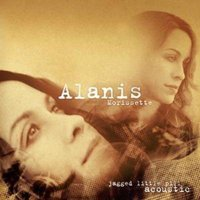 Alanis Morissette Jagged Little Pill Acoustic Used CD at Music Magpie Image