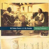 Ali Farka Toure/ry Cooder Talking Timbuktu Used CD at Music Magpie Image