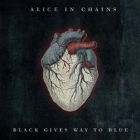 Alice in Chains Black Gives Way to Blue Used CD at Music Magpie Image
