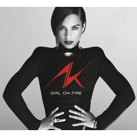 Alicia Keys Girl on Fire Used CD at Music Magpie Image