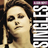Alison Moyet Singles Used CD at Music Magpie Image