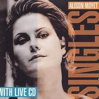 Alison Moyet Singles with Live Cd Used CD at Music Magpie Image