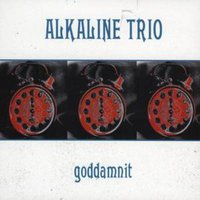 Alkaline Trio Goddamnit Used CD at Music Magpie Image