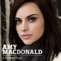 Amy Macdonald a Curious Thing Used CD at Music Magpie Image