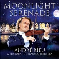 André Rieu and His Johann Strauss Orchestra Moonlight Serenade Used CD at Music Magpie Image