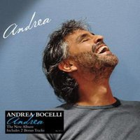 Andrea Bocelli Andrea Used CD at Music Magpie Image