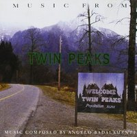 Angelo Badalamenti Music from Twin Peaks Used CD at Music Magpie Image