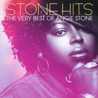 Angie Stone Stone Hits - the Very Best of Used CD at Music Magpie Image