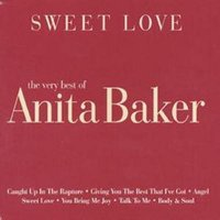 Anita Baker Sweet Love the Very Best of Used CD at Music Magpie Image
