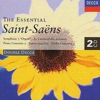 Anita Priest the Essential Saint-Saens Used CD at Music Magpie Image