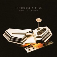 Arctic Monkeys Tranquility Base Hotel + Casino Used CD at Music Magpie Image