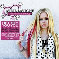 Avril Lavigne the Best Damn Thing Used CD at Music Magpie Image