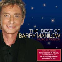 Barry Manilow the Best of Barry Manilow Music and Passion Used CD at Music Magpie Image