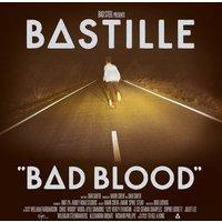 Bastille Bad Blood Used CD at Music Magpie Image