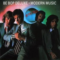 Be Bop Deluxe Modern Music Used CD at Music Magpie Image