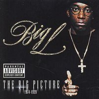Big L the Big Picture Used CD at Music Magpie Image