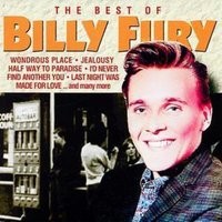 Billy Fury the Best of Billy Fury Used CD at Music Magpie Image